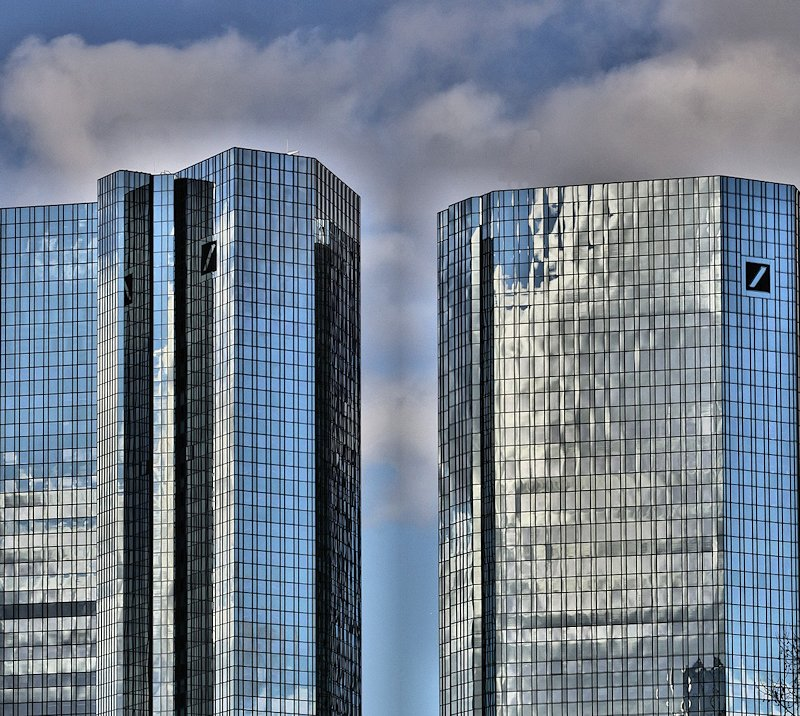twins (Deutsche Bank Twin Towers, Frankfurt/Main)